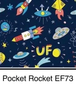 Bells Bumz Pocket Rocket BTP nappy print