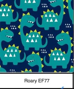 Bells Bumz Roary BTP nappy print