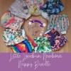 Little Lovebum Newbie newborn nappy bundle