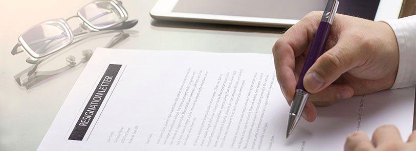 Contoh Surat Pengunduran Diri Meski Sepele Tapi Penting Bagi Karirmu
