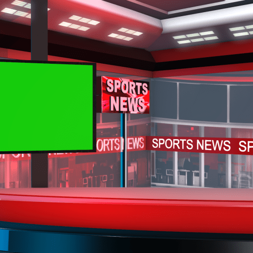 News Studio High Quality Backgrounds