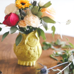 DIY Flower Arrangement with Lulu & Georgia