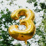 My blog is 3!