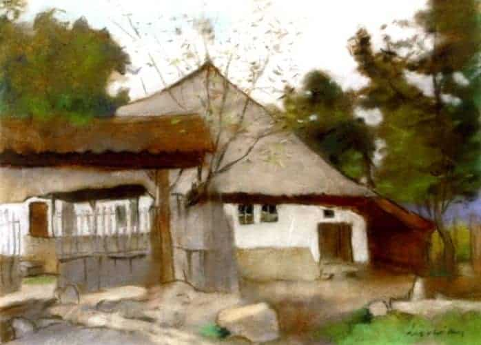 House in Brebu