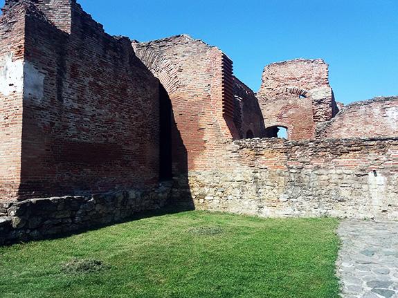 1595 Ruinele Cetății Târgoviște #myphoto
