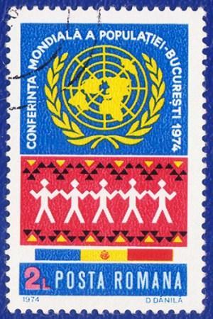 1974 Conferința Mondială A Populației Bucureşti