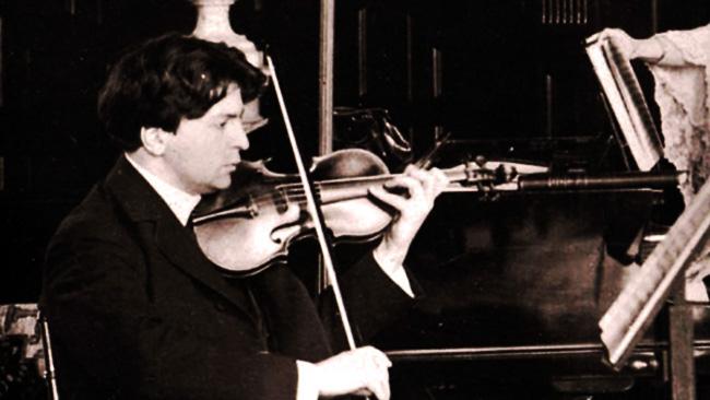 George Enescu (1881-1955) Coperta