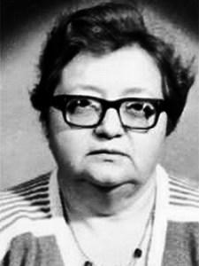 1939-2010 Maria Bocșe