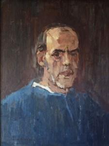 1943-2003 Mihai Cismaru. Autoportret