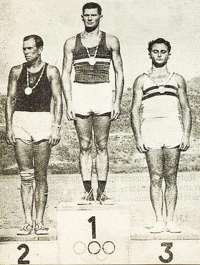 1960 3-leon Rotman - Roma 1960