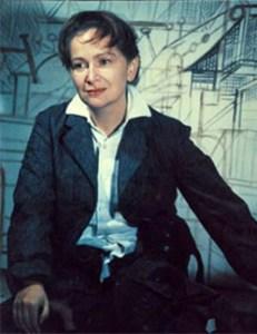 1910-2011 Hedda Sterne. Foto Margaret Bourke-white