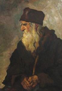 The Monk Vlahuță