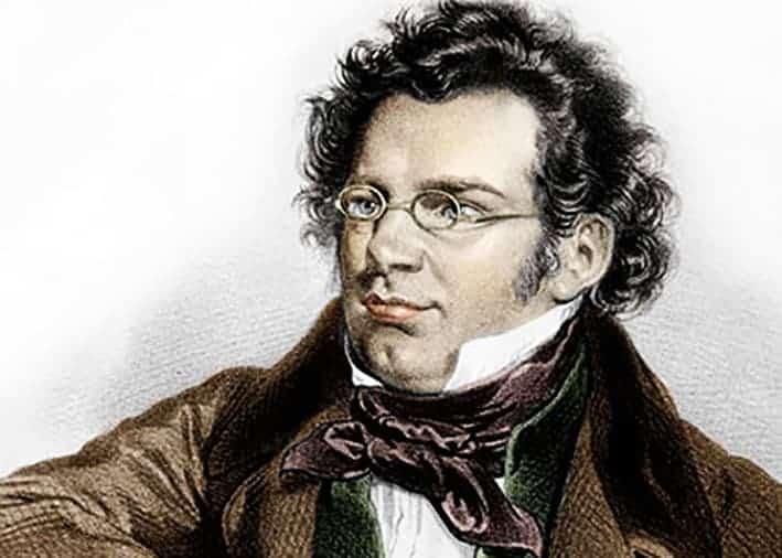 17 - Franz-Schubert-1797-1828