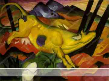 The Yellow Cow, 1911