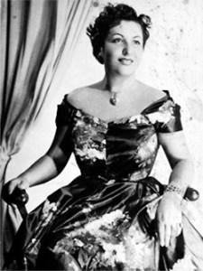 1919-1997 Zenaida Pally