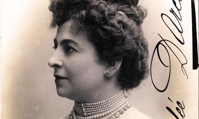 Hariclea Darclée (1860-1939)-coperta
