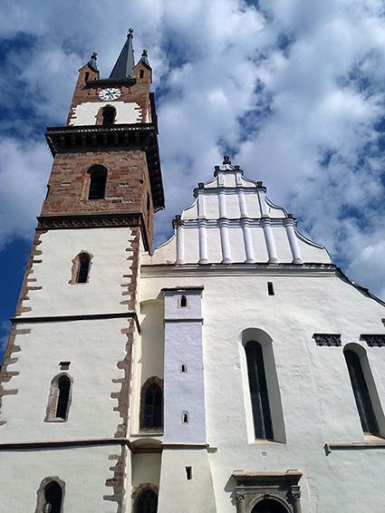 2008 Biserica Evanghelică Bistrița, 2018 #myphoto