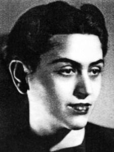 1913-2001 Petronela Negoşanu