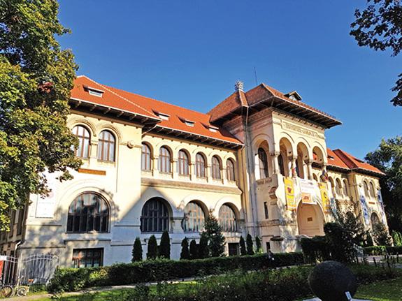 1906 Institutul Geologic al României