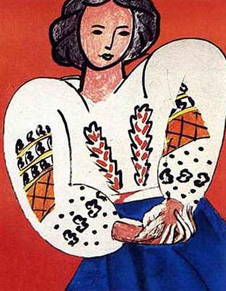 4 Ie / Blouse Roumaine, 1939