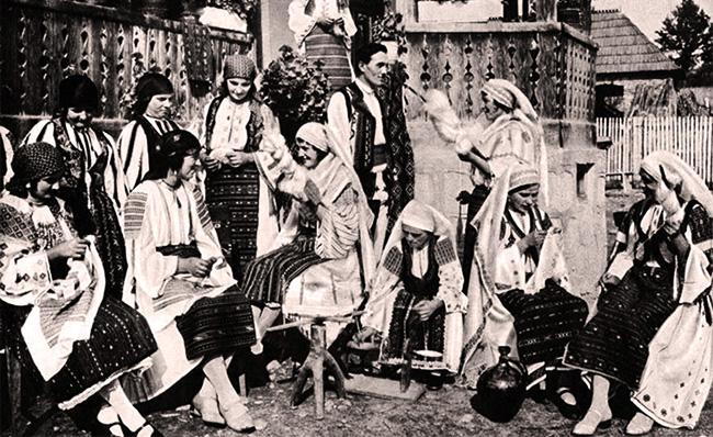 Ziua Universală a Iei - Șezătoare în Tismana