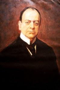 Constantin I. Nottara. Portret de Corneliu Baba
