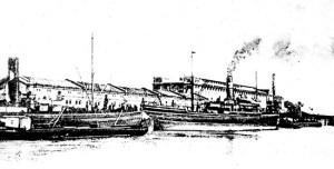 Navigaţia Fluvială Română (1886-1972)
