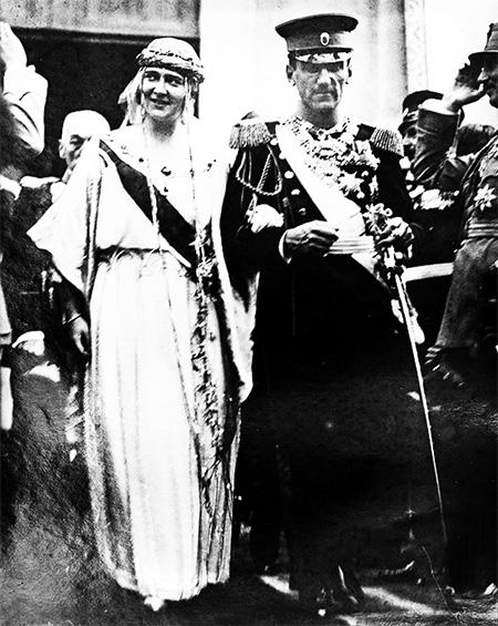 1922 Nunta Principesei Maria a României cu Regele Alexandru I al Iugoslaviei