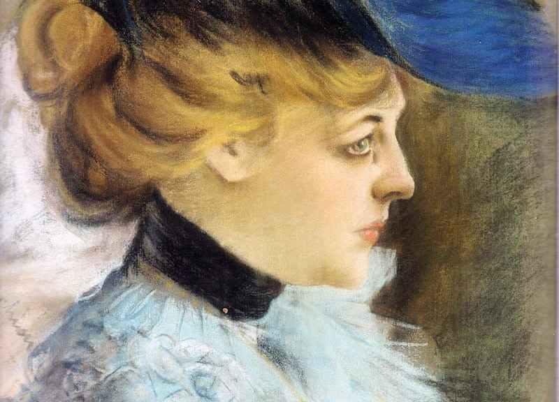 Portrait of Mme Olivier