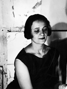1896-1985 Irina Codreanu Fotografie De C. Brâncuși