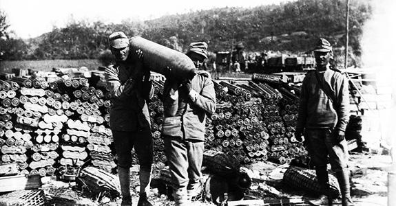 1917 Ofensiva De La Nămoloasa