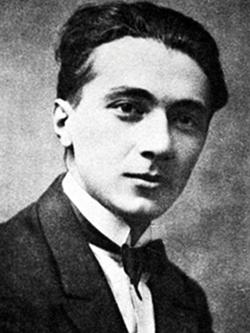 1894-1964 Păstorel Teodoreanu