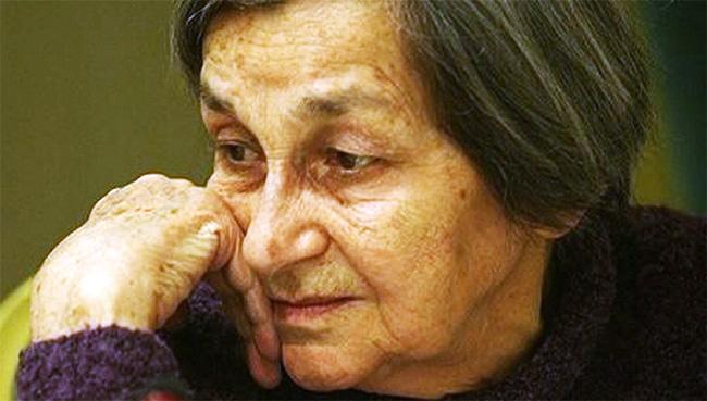 Doina Cornea (1929-2018)m