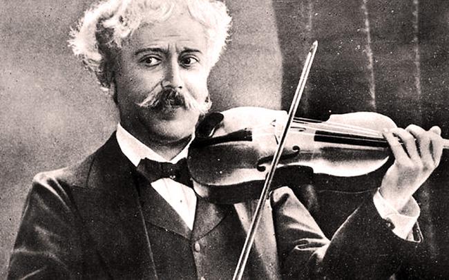 10 - Pablo-de-Sarasate-1844-1908
