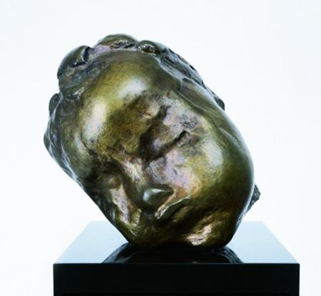 Head of a Sleeping Child, 1907
