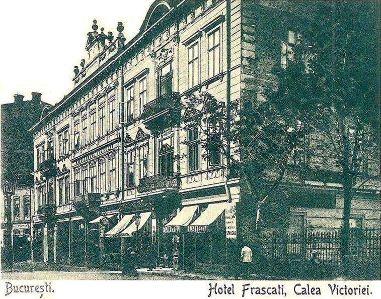 Cl.vic. Hotel Frascatti