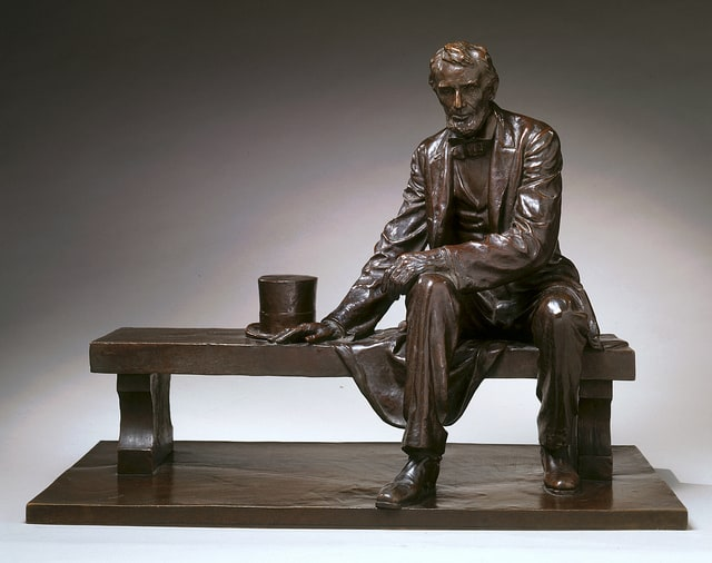 Seated Lincoln, 1911