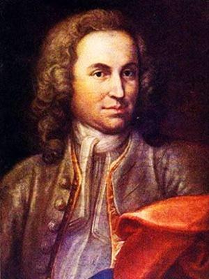 Johann Sebastian Bach young