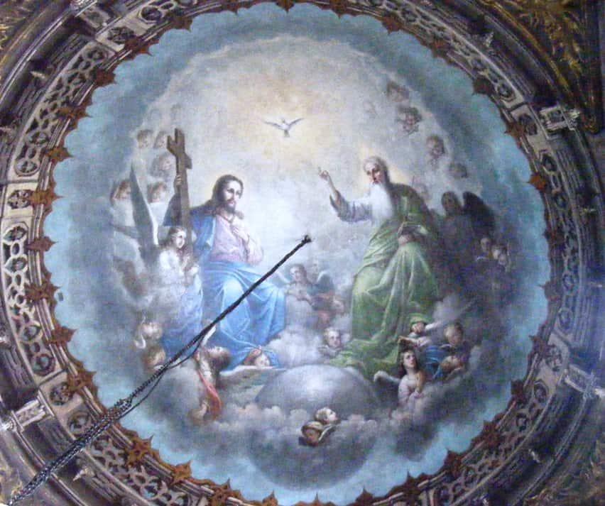 Monastery Agapia - Holly Trinity