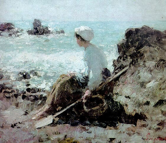 Fisher Girl at Grandville