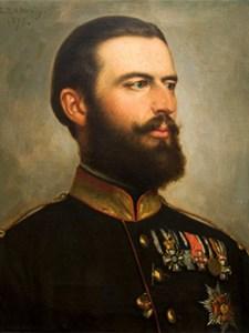 1866 Carol I - Recunoscut De Poarta Otomană