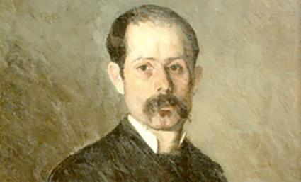 21 - Ion-Andreescu-Autoportret-deta