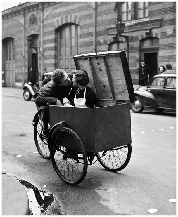 Le Baiser Blotto 1950
