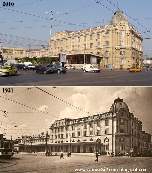 Bucharest North Railway station