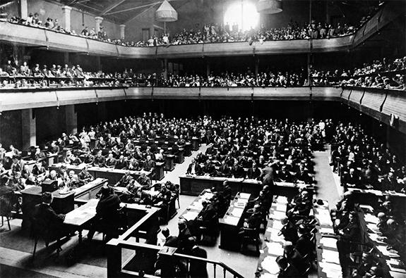 1935 Consiliul Ligii Națiunilor