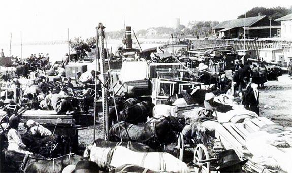 1940 Evacuarea Din Dobrogea De Sud