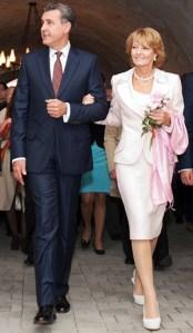 1996 Căsătoria Principesei Margareta Cu Radu Duda