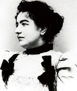 Elena Văcărescu (1)