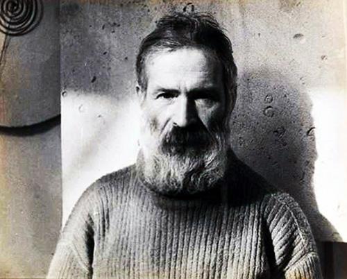1931 Constantin Brâncuși - Meritul Cultural