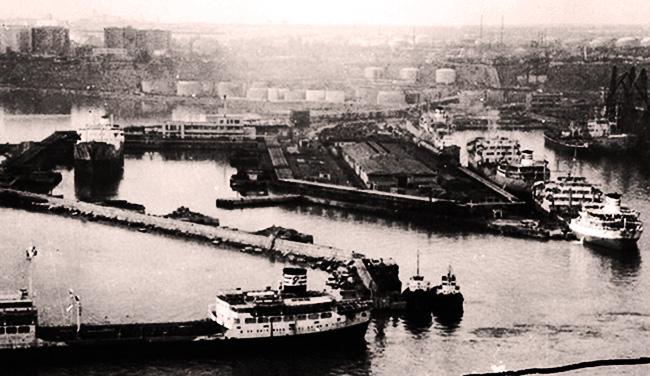 Inaugurarea Oficială A Portului Constanţa